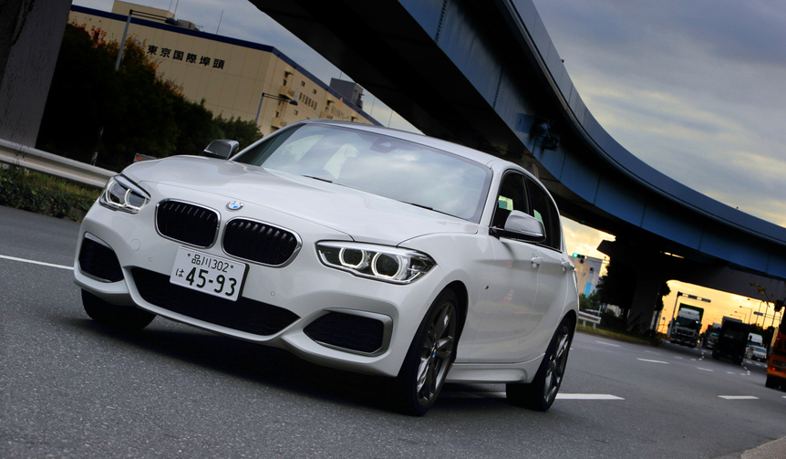 BMW M140iに試乗|BMW