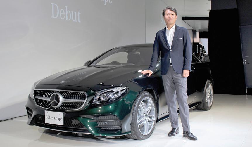 新型Eクラス クーペとAMG E 63を発表|Mercedes-Benz