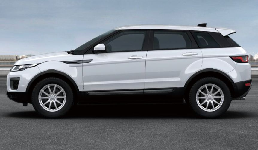 Land Rover Range Rover Evoque Free_Style