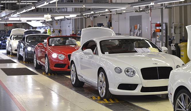 環境への責任を果たすベントレー|Bentley
