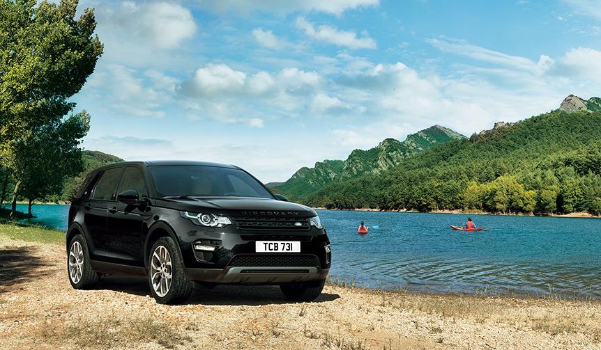 ディスカバリー スポーツに7人乗りの特別仕様車|Land Rover