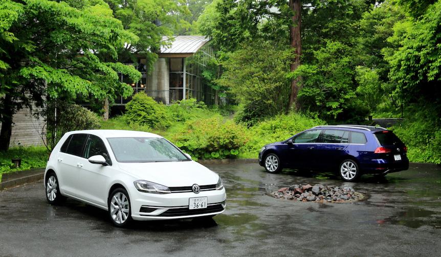 マイナーチェンジを受けた新型フォルクスワーゲン ゴルフに試乗|Volkswagen