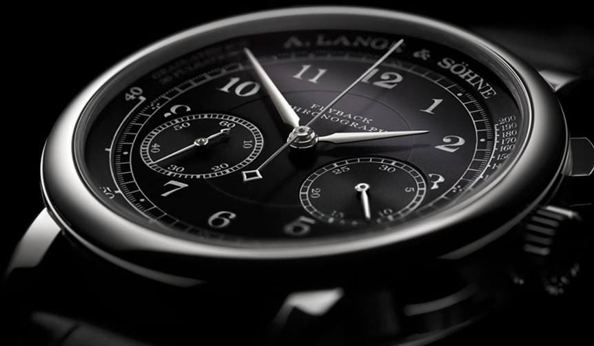 A.LANGE&SÖHNE|BLACK & WHITEの鮮烈なカラーコンビネーション