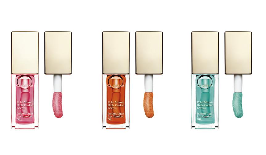 CLARINS|くちびるをケアしながら色づける「コンフォート リップオイル」に新色が登場