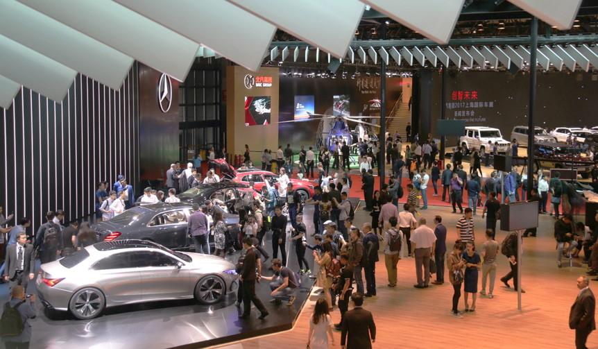 Auto China 2017 上海モーターショー2017