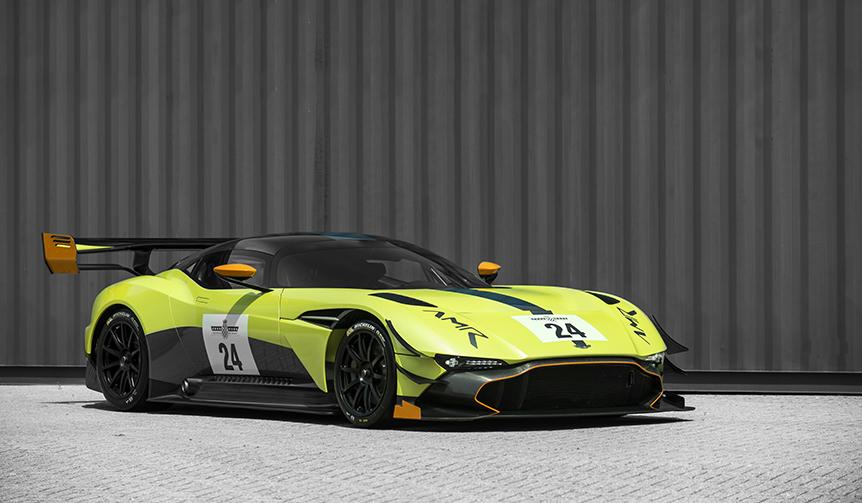 アストン「ヴァルカン」のアップグレードキット「AMR Pro」を発表|Aston Matin