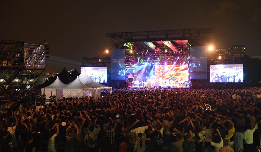 MUSIC|初の2日間開催。「Blue Note JAZZ FESTIVAL in JAPAN」