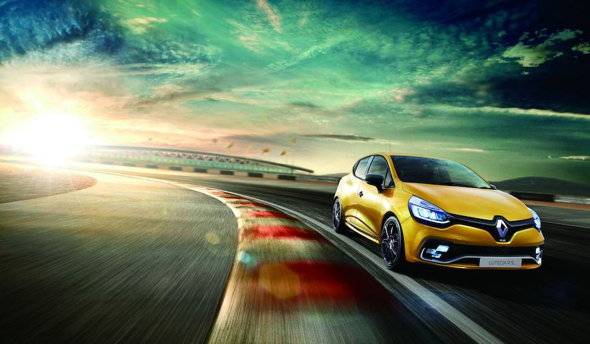 フェイスリフトしたルーテシアR.S.を発売|Renault