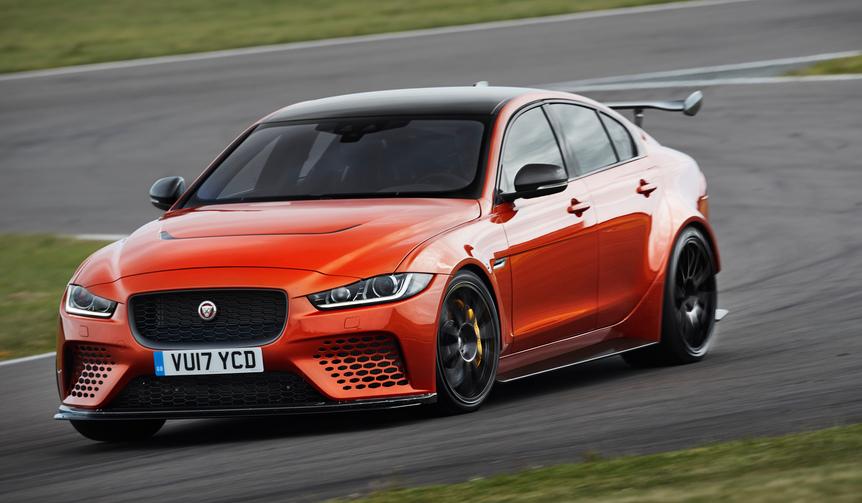 限定300台、ジャガーXEのハイパフォーマンスモデル登場|Jaguar
