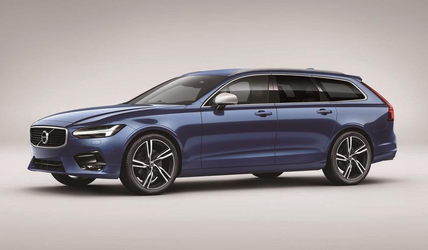 ボルボ90シリーズに安全装備を追加するなどの小変更を実施|Volvo