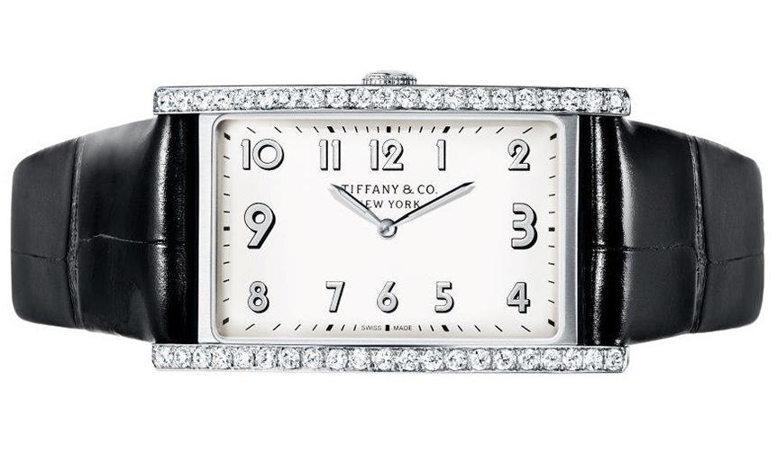TIFFANY & CO.|最高クラスのダイヤモンド計1ctを惜しげもなく用いた新作ウォッチ