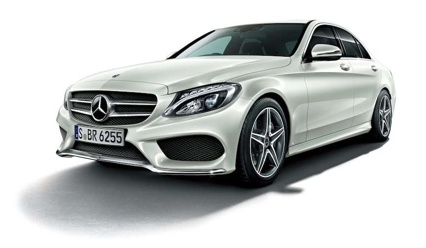 Cクラスに特別仕様車「ローレウス エディション」を新設定 Mercedes-Benz