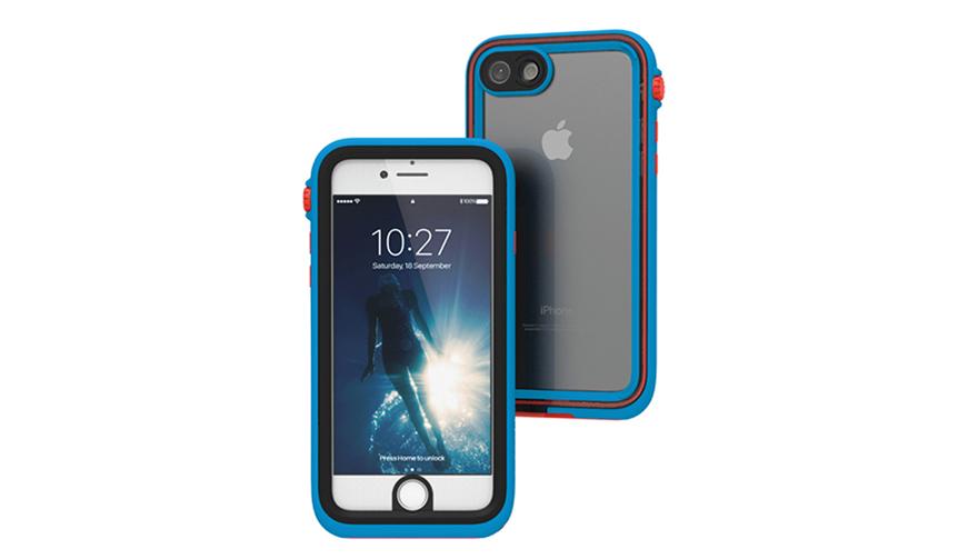 iPhone 7/7 Plus対応の「完全防水ケース」に限定カラー|Catalyst