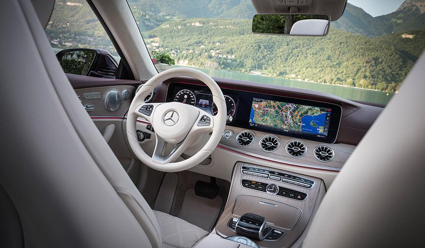 Mercedes-Benz E Class Cabriplet メルセデス・ベンツ Eクラス カブリオレ