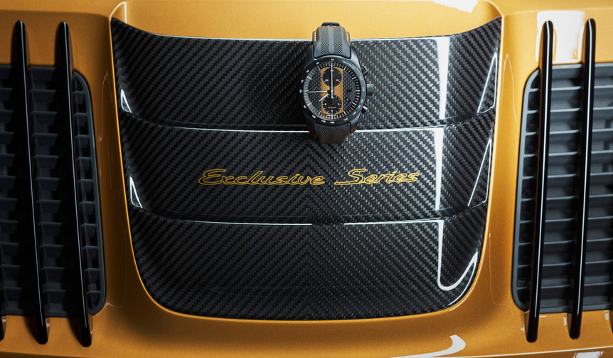 Porsche 911 Turbo Exclusive Series ポルシェ 911ターボ エクスクルーシブ シリーズ