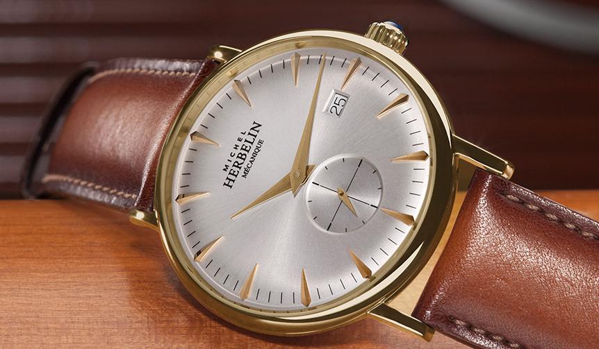 MICHEL HERBELIN|ブランド創業70周年を記念した特別アニバーサリーモデル