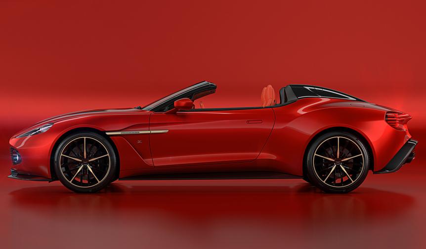 Aston Martin Vanquish Zagato Speedster|アストンマーティン ヴァンキッシュ ザガート スピードスター