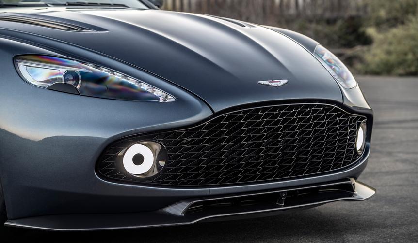 Aston Martin Vanquish Zagato volante|アストンマーティン ヴァンキッシュ ザガート ヴォランテ