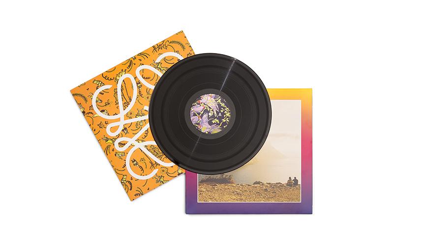 LOEWE ロエベが贈る夏のミュージックトラック「Close to Paradise」