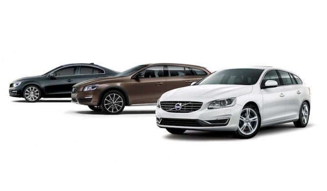 ボルボ「60シリーズ」に新たなラインアップを追加 Volvo