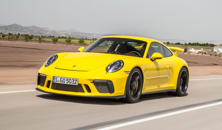 最新のポルシェ911GT3に試乗|Porsche
