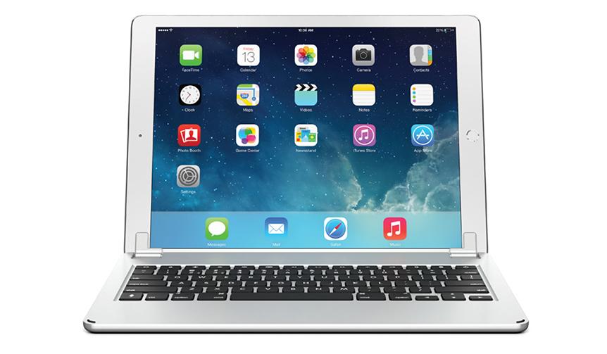 BRYDGE|秀逸な操作感と一体感。まるでMacbookのようにiPadを利用可能