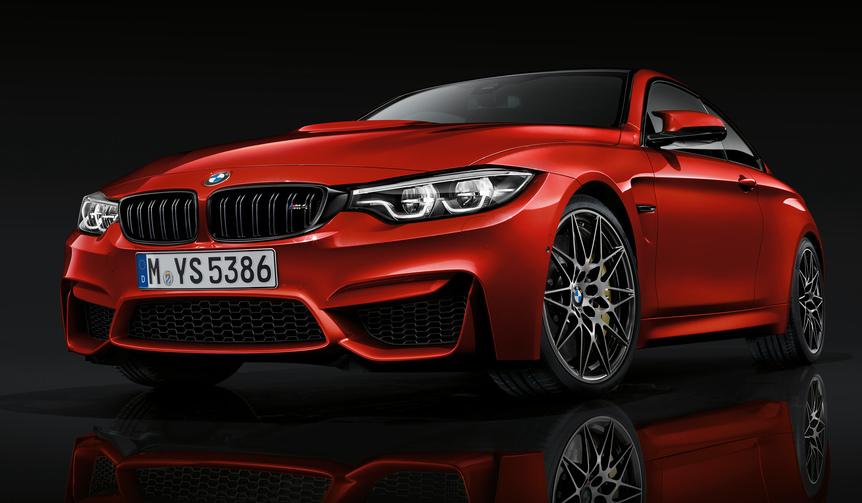 BMW M4コンペティションにMTを追加|BMW