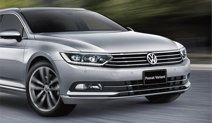 パサート ヴァリアントにデジタル装備の「テックエディション」を設定|Volkswagen