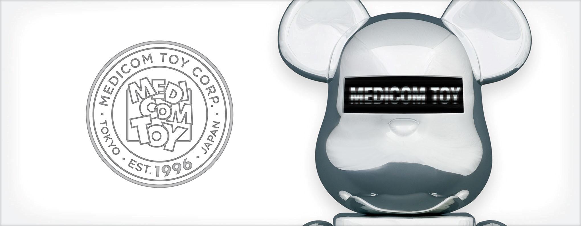 21世紀に改めまして。21歳になったメディコム・トイです。|MEDICOM TOY
