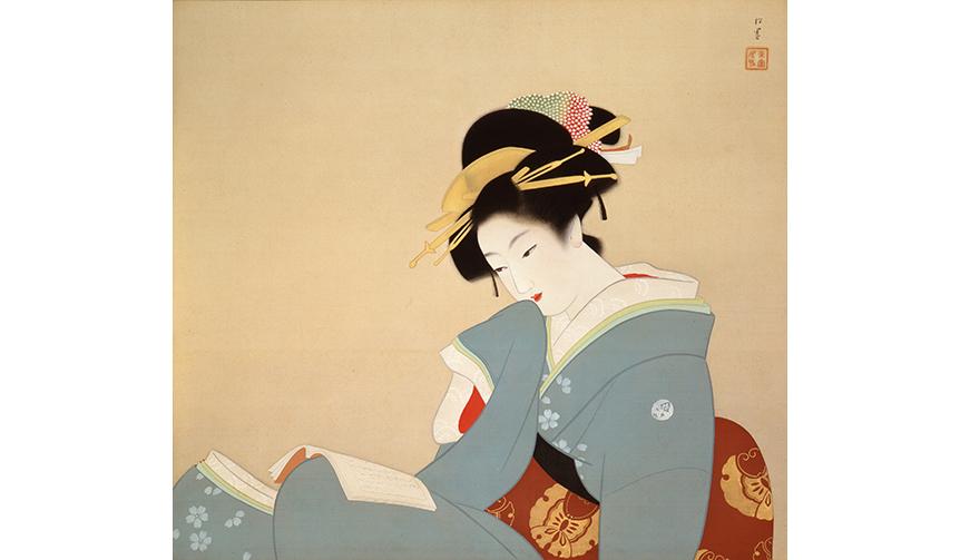 ART|気高い女性たちの姿。「[企画展]上村松園 ―美人画の精画―」
