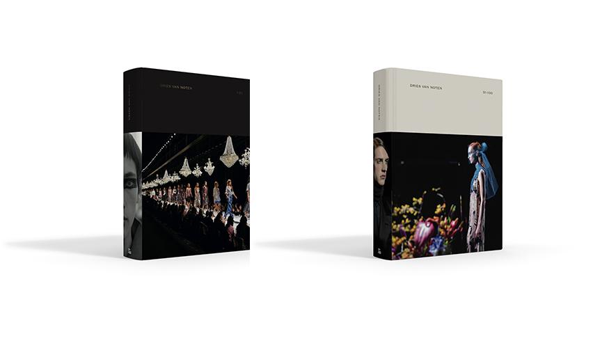 BOOK|ドリス・ヴァン・ノッテンのショーアーカイヴを収めた2冊の書籍