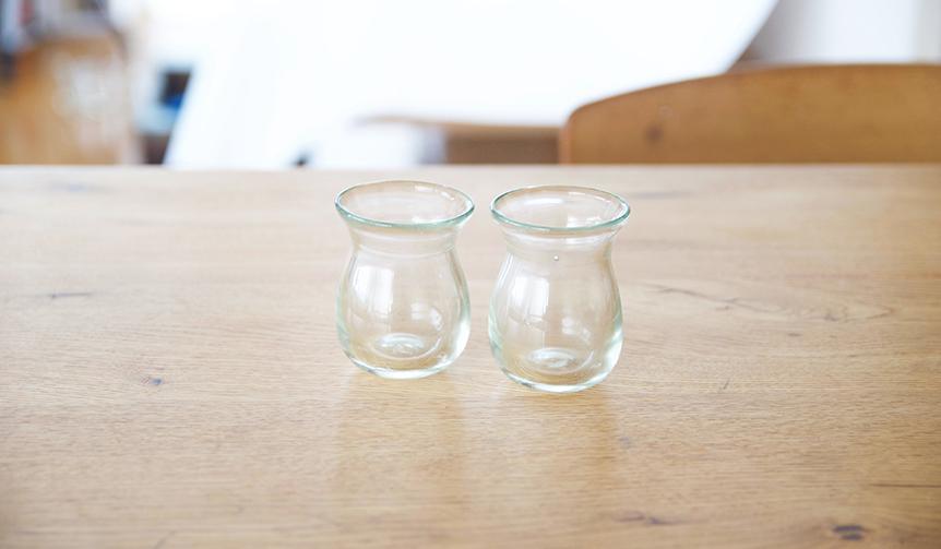 太田潤|福岡を拠点に活動する硝子職人が自身の子供のために考案した「キッズグラス」
