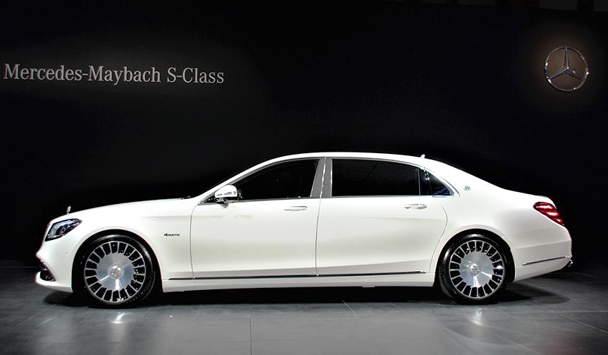 Mercedes-Baybach S Class|メルセデス・マイバッハ S クラス