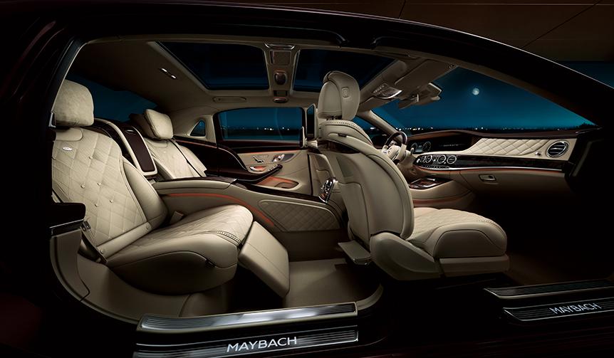 新型メルセデス・マイバッハ Sクラスを販売開始|Mercedes-Maybach