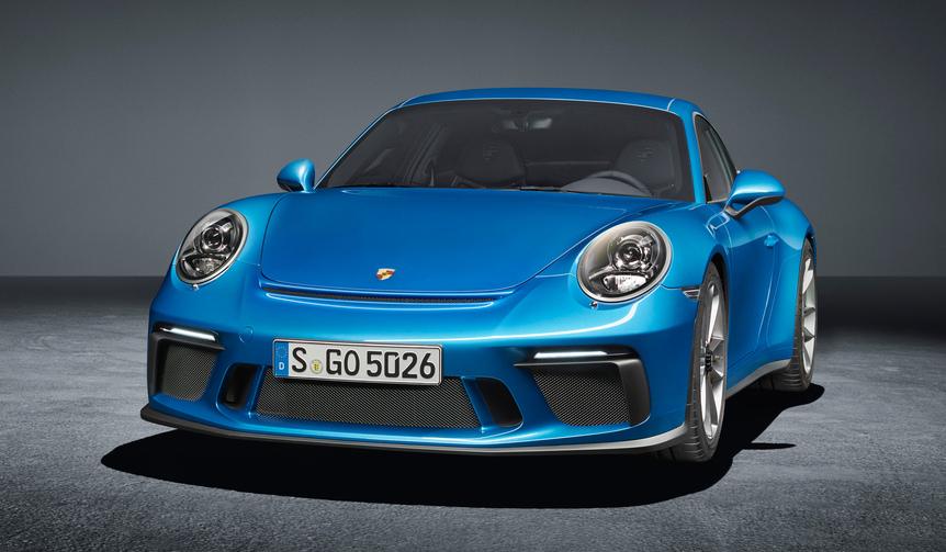 911GT3ツーリングパッケージをIAAで初披露|Porsche