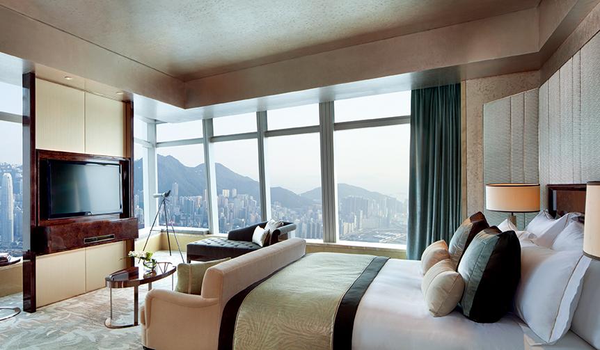 香港ホテルホッピング