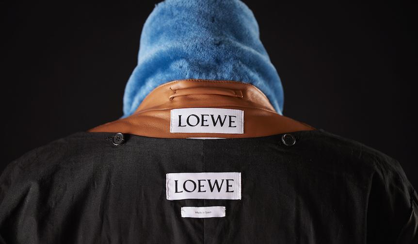 vol.5「厳かに、チェックコート!」番外編 LOEWE|ロエベ