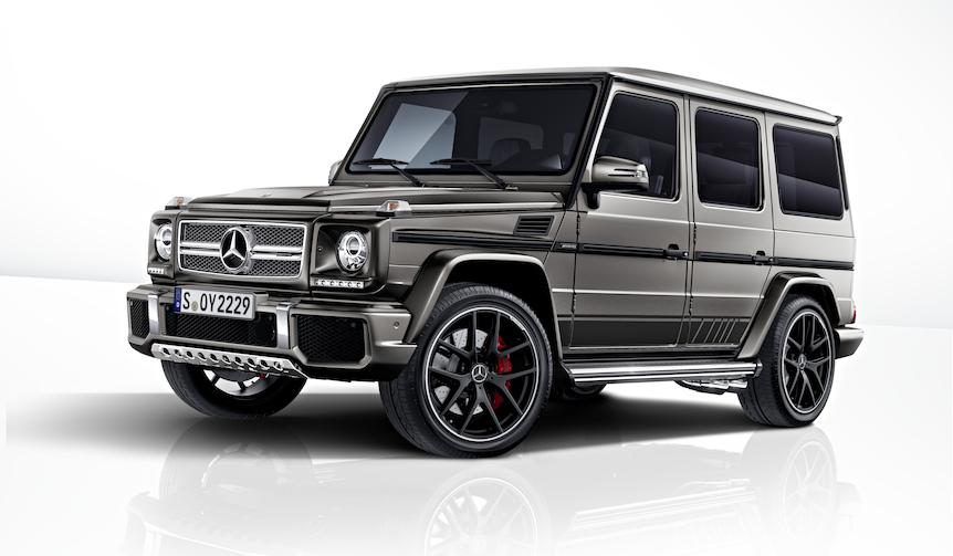 メルセデスAMG G 65の装備変更|Mercedes-AMG