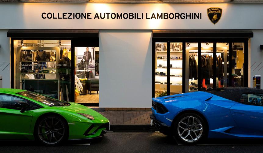 日本初のオフィシャルストアを期間限定で銀座にオープン|Lamborghini