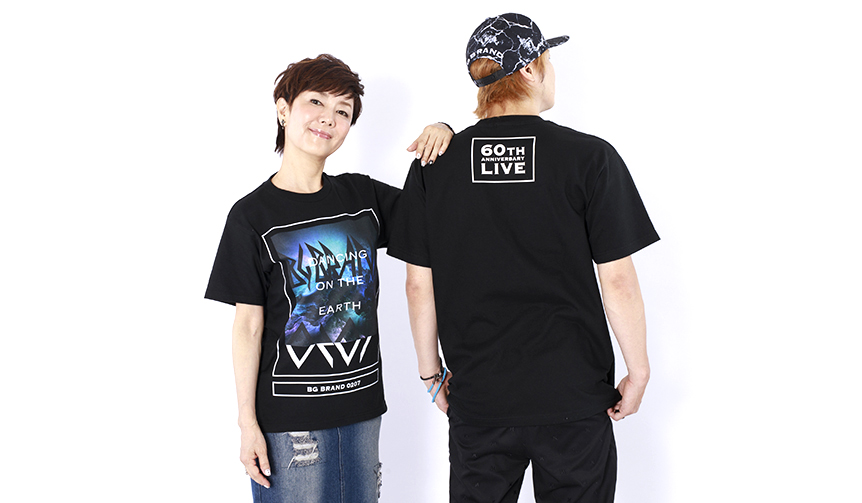 戸田恵子×植木 豪 新しいTシャツ、そして念願のウィンドブレーカーも完成