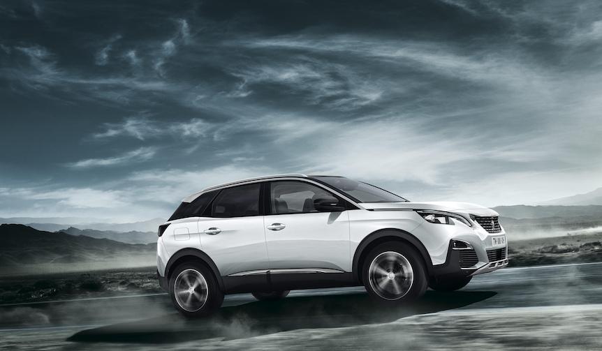 プジョー3008ディーゼルモデルの特別仕様車|Peugeot