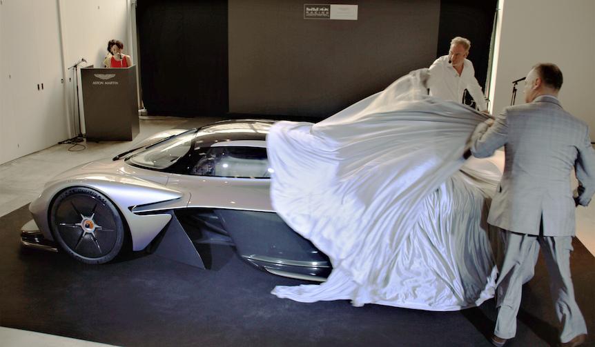 Aston Martin Valkyrie|アストンマーティン ヴァルキリー