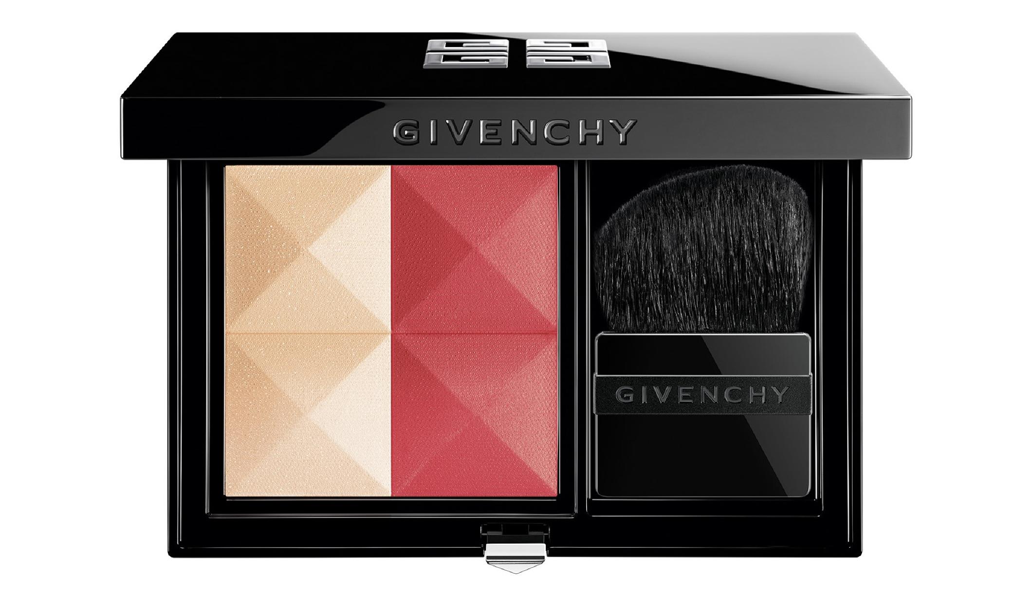 GIVENCHY|ときめきの瞬間をプレシャスな色彩で表現するチーク
