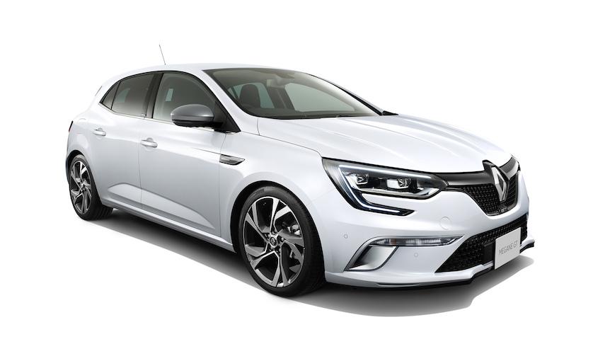 Renault Megane ルノー メガーヌ
