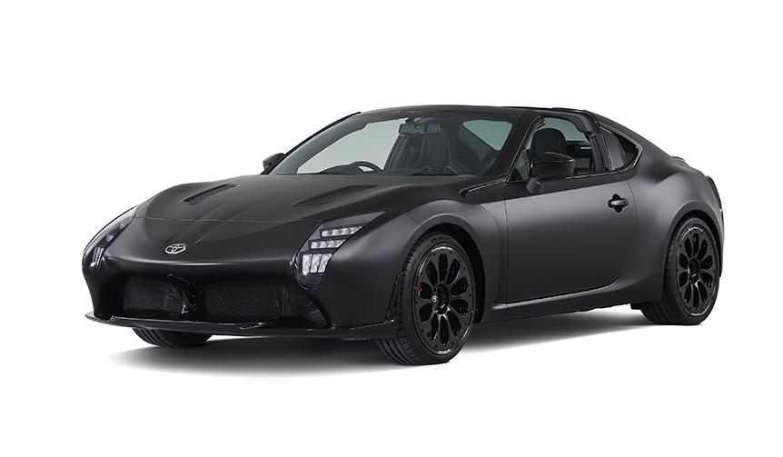 東京モーターショーでトヨタが2台のコンセプトモデルを世界初披露|Toyota