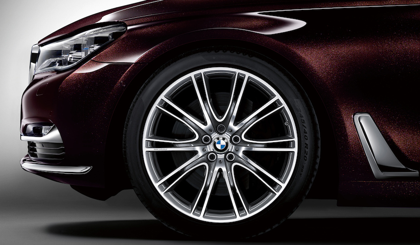 BMW 750Li Individual Edition BMW 750Liインディビジュアル エディション