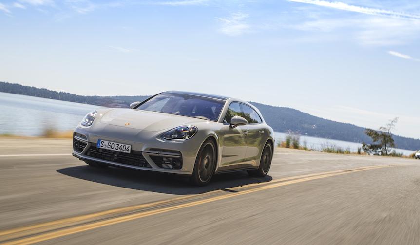 パナメーラに新規追加された「スポーツツーリスモ」に試乗|Porsche