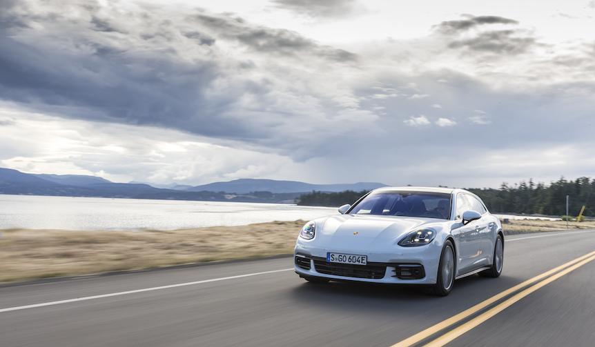 Porsche Panamera 4 E-Hybrid Sport Turismo ポルシェ パナメーラ 4 E-ハイブリッド スポーツ ツーリスモ