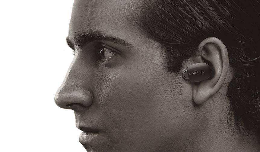 Sony|音楽が途切れずに安定。ノイズキャンセリングの没頭感はさすが、ソニー