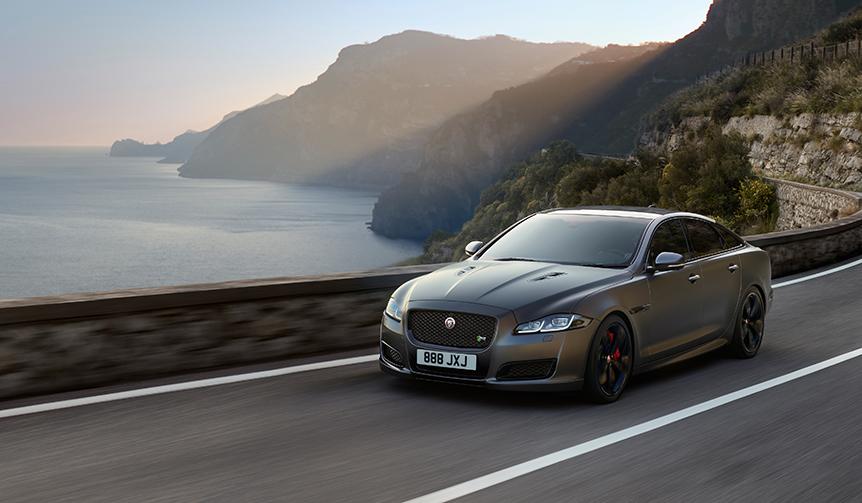 パワフルな「XJR575」を加えたXJ 2018年モデルの受注を開始|Jaguar XJ